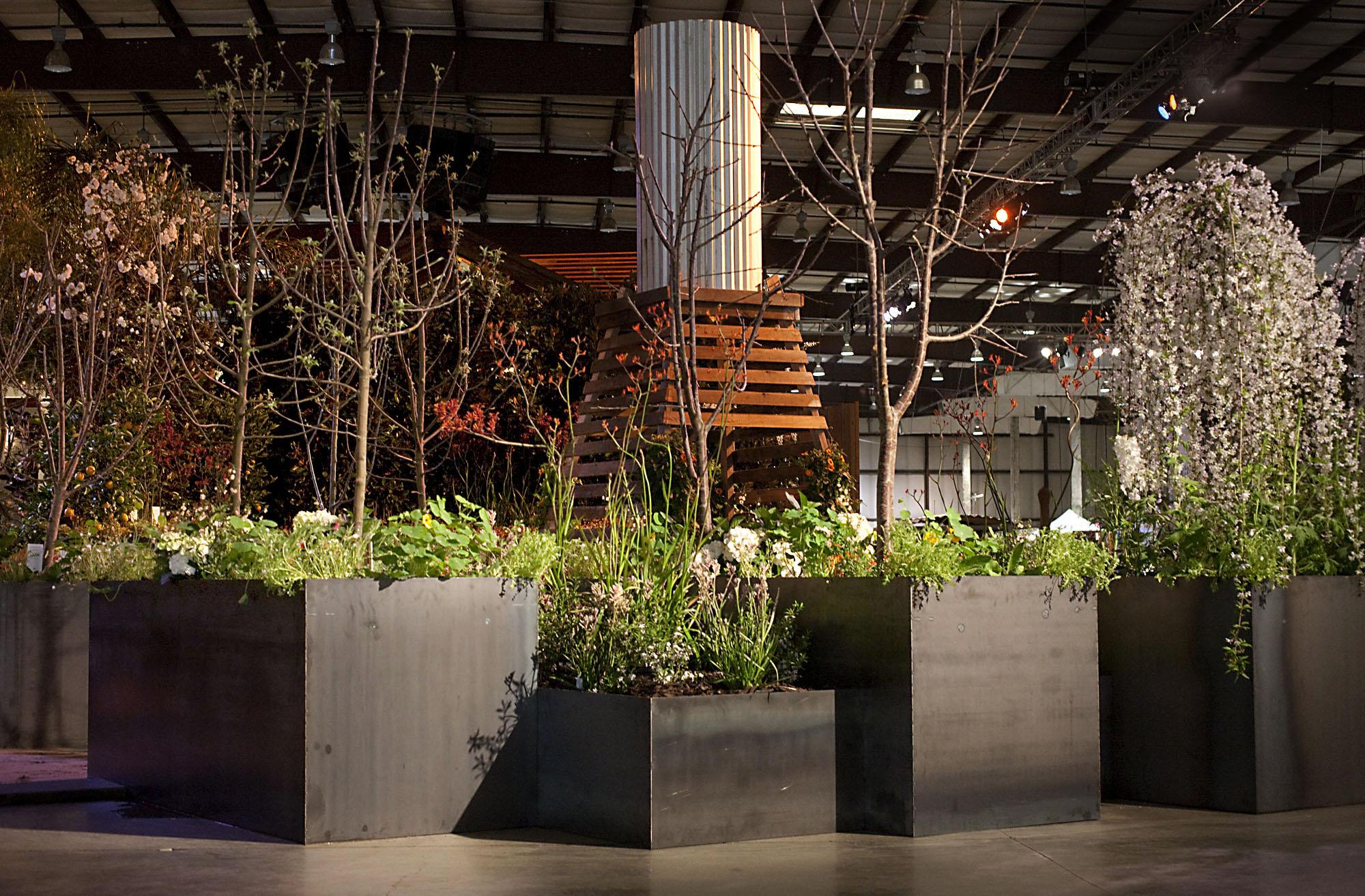Sf garden show 2010 sonoma landscape design for Sonoma garden designs