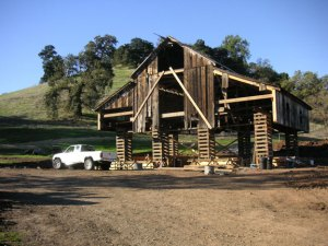 New Life for Classic Country Barns