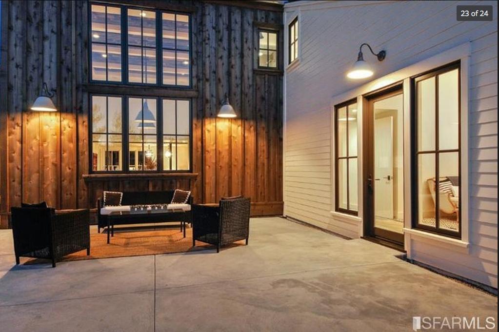 Eastside Sonoma Modern Farmhouse Remodel
