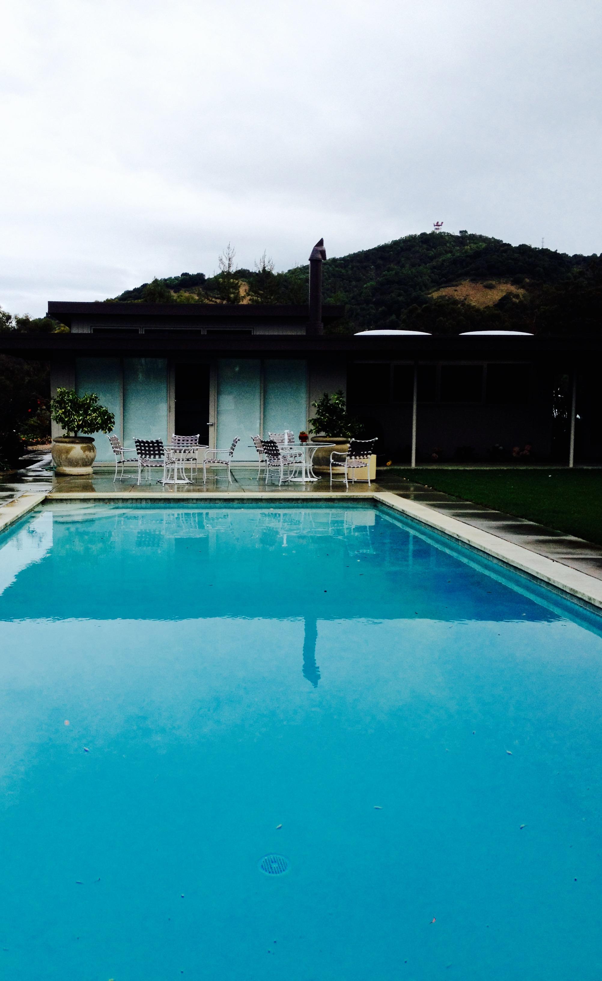Mid Mod Marin Sonoma Landscape Design