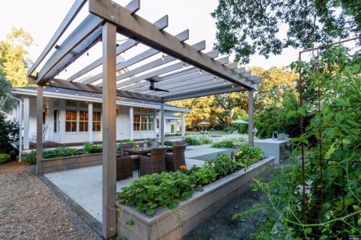 Sonoma landscape design regina rollin on landscape for Sonoma garden designs